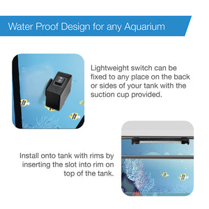 [Aquasyncro] Concealed Aquarium Daylight LED