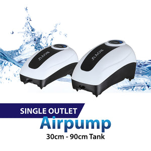 [Boyu] CJY Series Air Pump - Single Outlet with Airflow Control