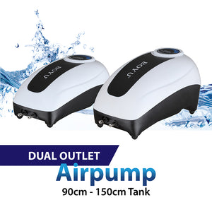 [Boyu] CJY Series Air Pump - Double Outlet with Airflow Control