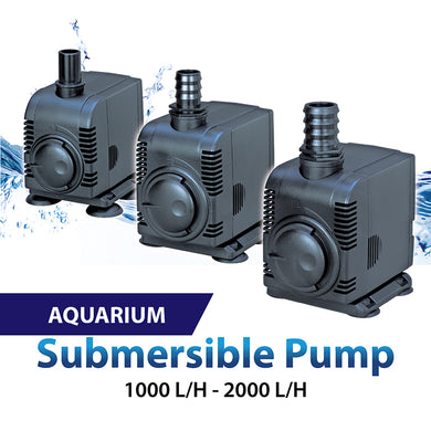 [Boyu] FP Series Submersible Water Pump 1000L/H - 2000L/H