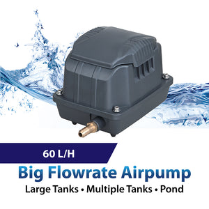 [Boyu] SES-60 Air Pump - 60L/Min High Output