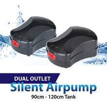 Load image into Gallery viewer, [Boyu] Silent Air Pump - Double Outlet