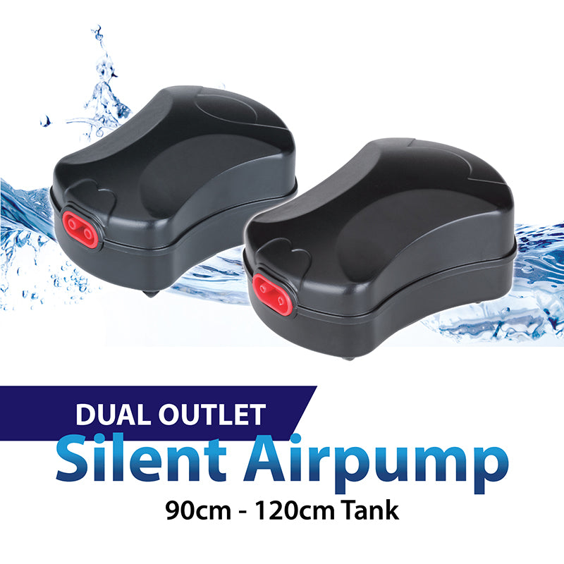 [Boyu] Silent Air Pump - Double Outlet