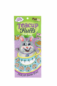 [Fuzzu] BUNNY Cat Toy with Organic Catnip