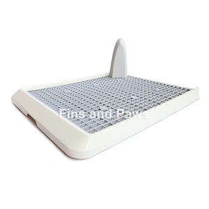 [Pet Friend] Dog Pee Tray with Post 63.5cm x 50.0cm