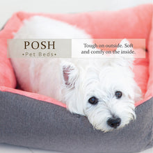 Load image into Gallery viewer, [Cuddly Paws] POSH Pet Beds