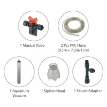 Load image into Gallery viewer, [Resun] Power Vac 2-in-1 Siphon Cleaner & Water Change Hose