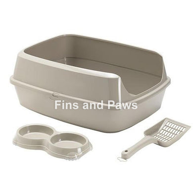 [Moderna] KitCat Cat Litter Tray Starter Kit (Large)