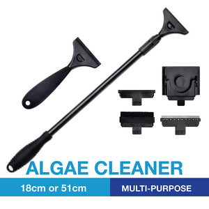 [Aquasyncro] Aquarium Algae Scraper and Cleaning Kit