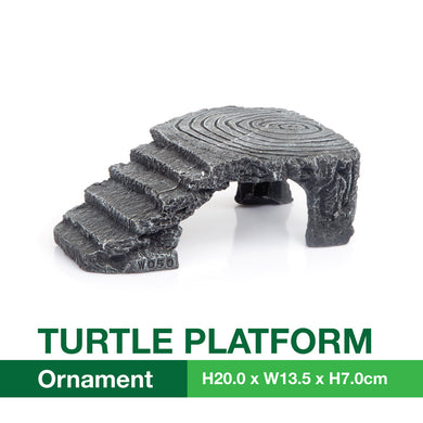 [Acquanova] Turtle Terrapins and Tortoise Aquarium Climbing and Basking Platform