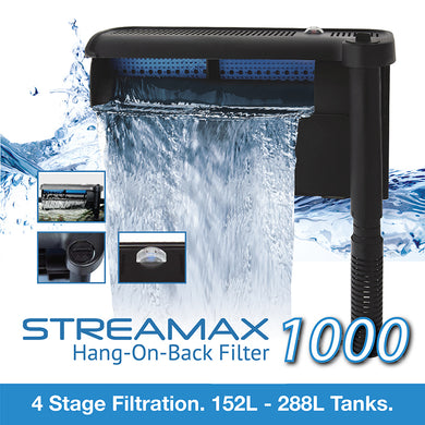 [Resun] Streamax SMX1000 Hang-on Back Filter