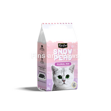 Load image into Gallery viewer, [Kit Cat] Snow Peas Antibacterial Clump Cat Litter (6 Bags)
