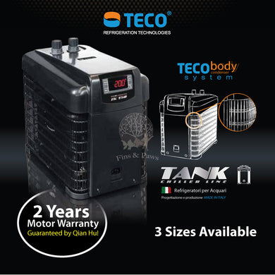 [TECO] Aquarium Chiller for Freshwater and Marine. TK150 | TK500 | TK1000