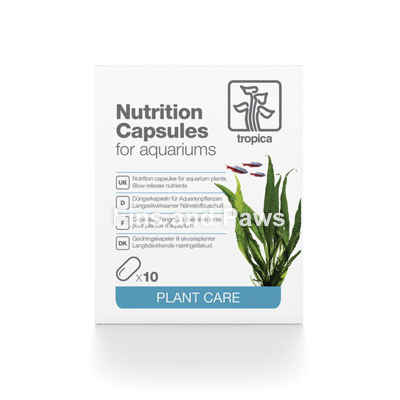 [Tropica] Nutrition Capsules Root Tabs for all Aquarium Planted Tanks
