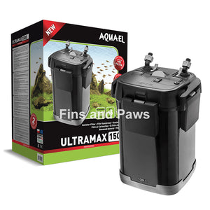 [Aquael] Ultramax 1500 External Canister Filter