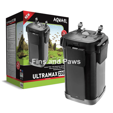 [Aquael] Ultramax 2000 External Canister Filter