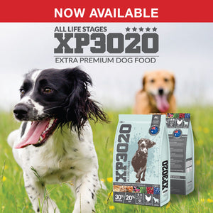 [XP3020] Super Premium Dog Food Kibbles 2.5kg
