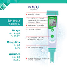 Load image into Gallery viewer, [Ionix Instruments] pH Tester