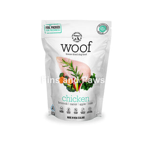 [Woof] Freeze Dried Raw Dog Food 280g / 320g. Assorted Flavours.