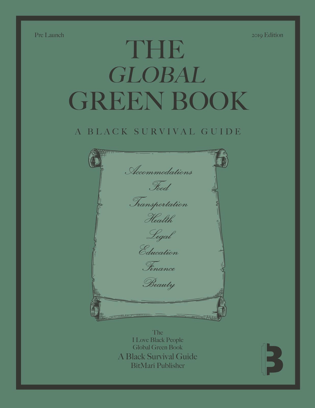The Global Green Book: Pre - Order