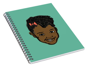 Cicely - Spiral Notebook