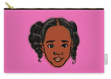 "Load image into Gallery viewer, ""Jayla"" Carry-All Pouch"