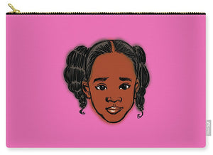 """Jayla"" Carry-All Pouch"