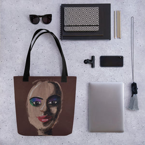 """Gloria"" Tote bag"