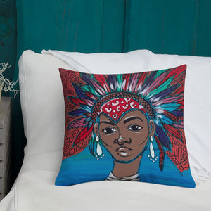 """Desdemona"" Premium Pillow"
