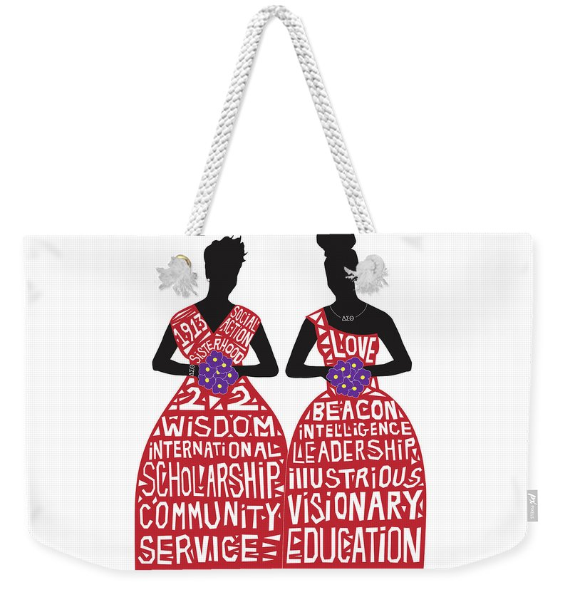 Sisterhood - Weekender Tote Bag
