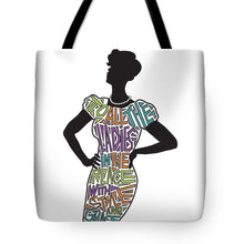 Load image into Gallery viewer, To All The Ladies 2 - Tote Bag