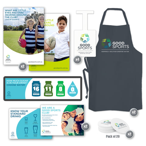 Good Sports Canteen Kit