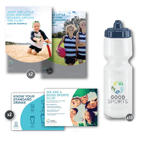 Good Sports Water Kit
