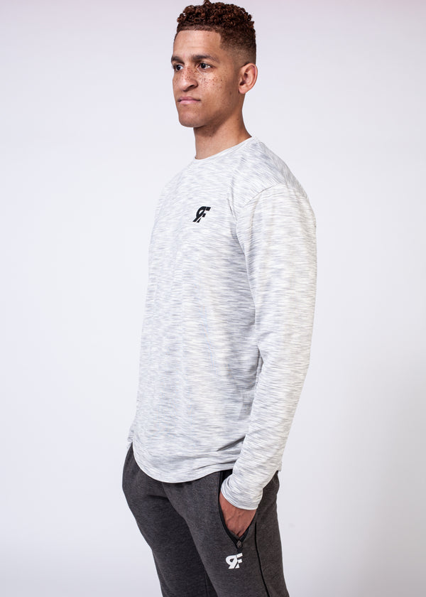 Legacy Long Sleeve White