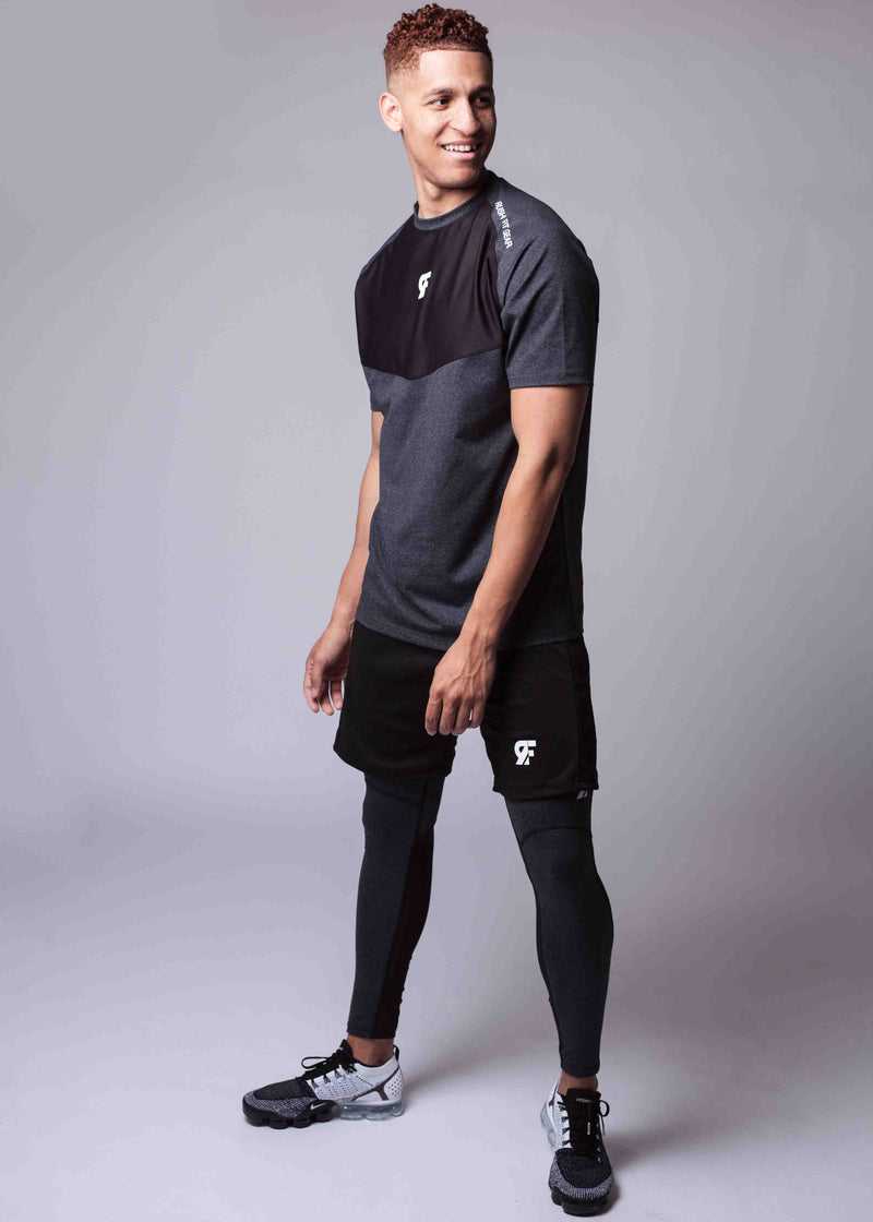 Legacy Performance Shirt Grey