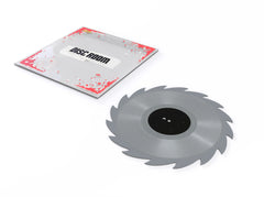 Disc Room (Deluxe Saw Shaped Vinyl)