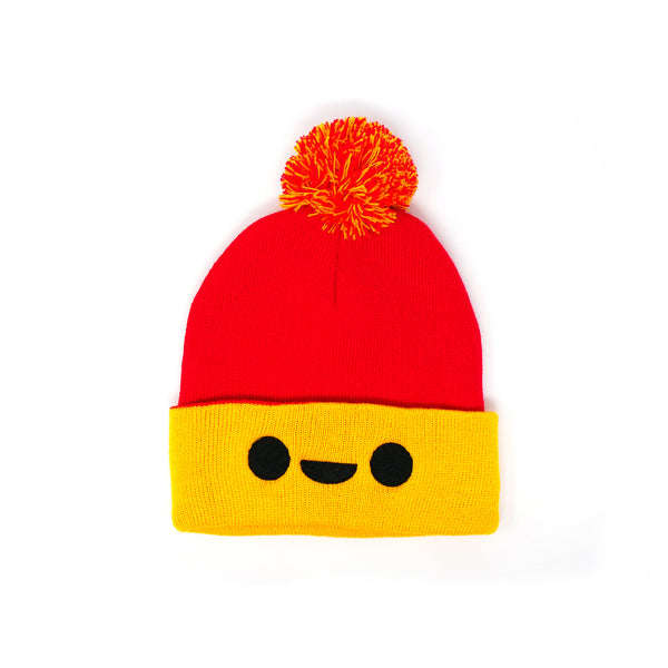 Gungeon Beanie Hat (Red)