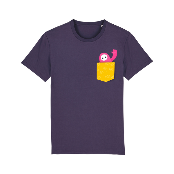 Fall Guys T-Shirt (Pocket Wave)