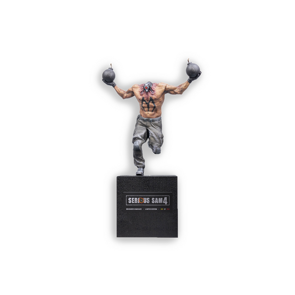 Serious Sam 4 Beheaded Kamikaze Collectible Figure