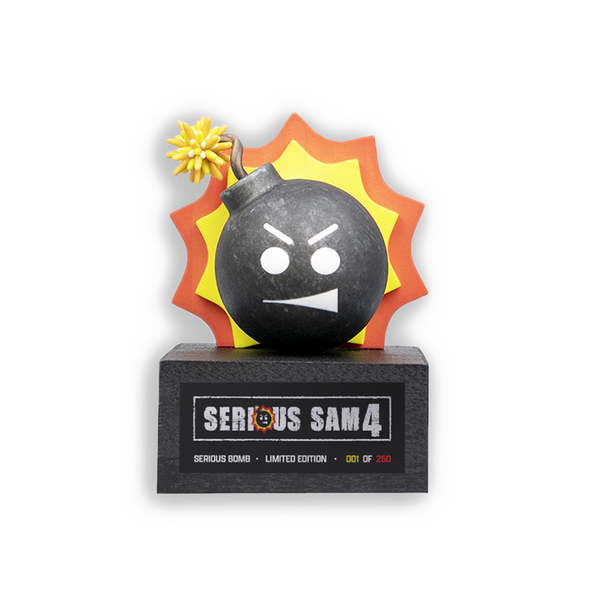 Serious Sam 4 Bomb Collectible Figure