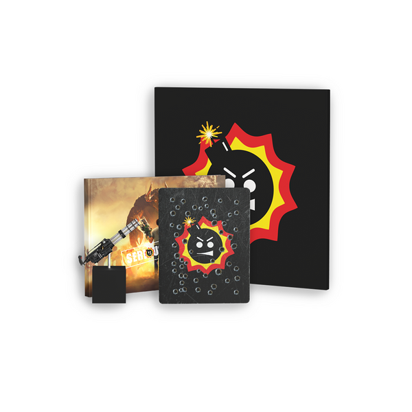 Serious Sam 4 PC Collectors's Edition