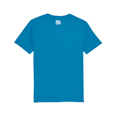 Fall Guys Screen Print T-Shirt (Blue)