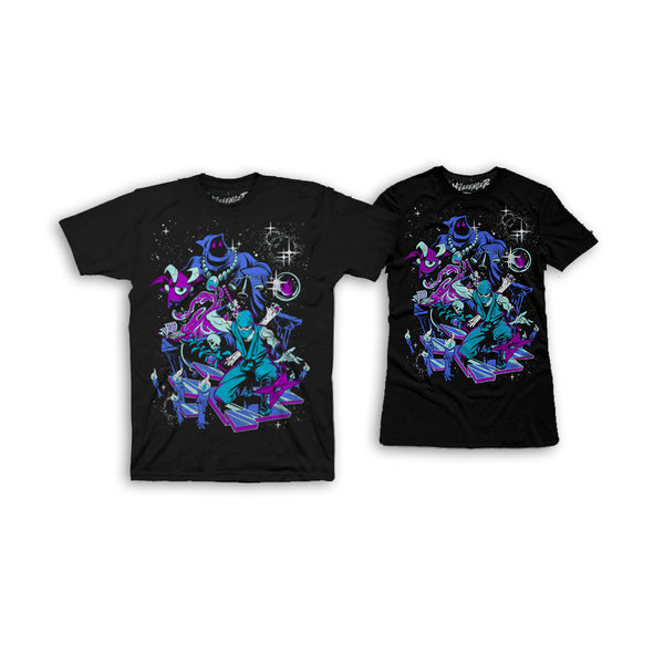 The Messenger: Ninja Stars T-Shirt