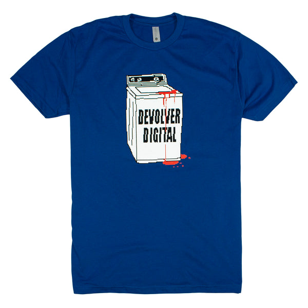 Devolver Washer T-Shirt