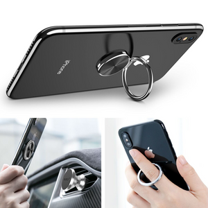 SmartPhone 360° Ring | Houder | Auto-Magneet