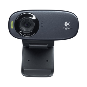 van Logitech C310 - HD Webcam