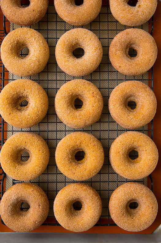 12 Organic Protein Donuts - Add On To Meal Purchase Only