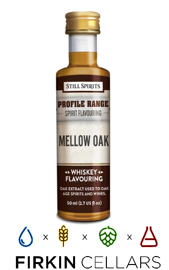 Still Spirits Whiskey Profile Range Mellow Oak Adjunct Home Brew Flavouring Essence