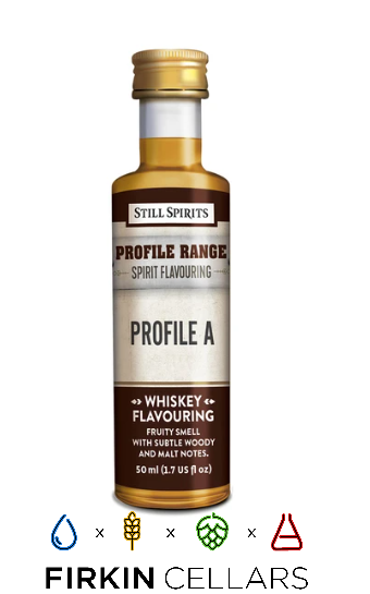 Still Spirits Whiskey Range Profile A Home Brew Flavouring Essence