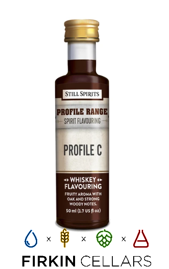 Still Spirits Whiskey Range Profile C Home Brew Flavouring Essence